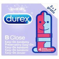 DUREX CONDOM B CLOSE 4 KS