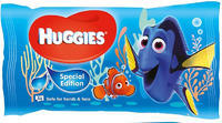 HUGGIES WIPES DISNEY DORY 56 KS