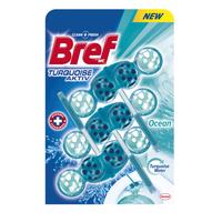 BREF BLUE AKTIV WC BLOK OCEAN 3X50 G