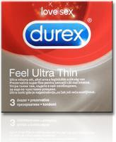 DUREX ULTRA FEEL THIN 3 KS