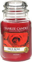 YANKEE CANDLE CLASSIC 623 G TRUE ROSES