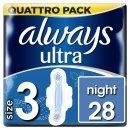 ALWAYS ULTRA NIGHT 28 KS