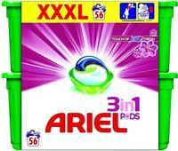 ARIEL 3V1 FRESH SENSATION GELOVÉ KAPSLE NA PRANÍ 50 KS