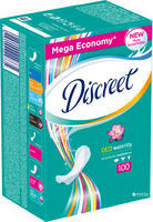 DISCREET DEO SLIP WATERLILY 100 KS