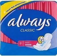 ALWAYS CLASSIC MAXI 9 KS
