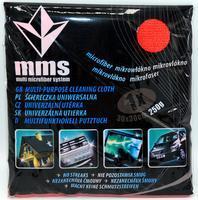 MIKROHADŘÍK MMS 30X30 CM UNIVERSAL ČERVENÝ 250 G
