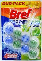 BREF POWER ACTIV NATURA PINE 2X50 G