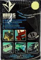 MIKROHADŘÍK MMS 40X40 CM UNIVERSAL ŽLUTÝ 250 G