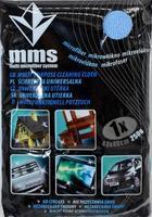 MIKROHADŘÍK MMS 40X40 CM UNIVERSAL MODRÝ 250 G