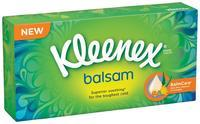 KLEENEX BALSAM 3-VRSTVÝ HYGIENICKÝ KAPESNÍK BOX 72 KS