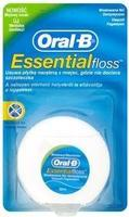ORAL B ESSENTIAL FLOSS MINT WAX ZUBNÍ NIT VOSKOVANÁ 50 M