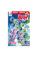BREF POWER ACTIV WC BLOK LEVANDER & PINE 4X50 G