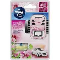 AMBI PUR CAR STROJEK + NÁHRADA FLOWERS 7 ML
