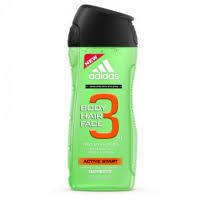 ADIDAS MEN SPRCHOVÝ GEL 3V1 ACTIVE START 250 ML