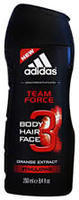 ADIDAS MEN SPRCHOVÝ GEL 3V1 TEAM FORCE 250 ML