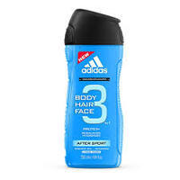 ADIDAS MEN SPRCHOVÝ GEL 3V1 AFTER SPORT 250 ML