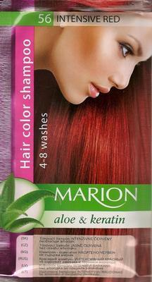 MARION TÓNOVACÍ ŠAMPON 56 INTENSIVE RED 40 ML