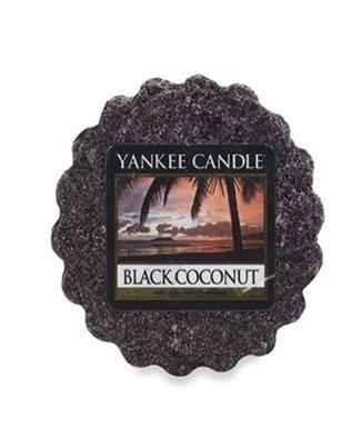 YANKEE CANDLE VONNÝ VOSK DO AROMA LAMPY 22 G BLACK COCONUT 1 KS
