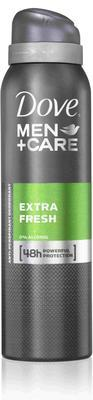 DOVE MEN+CARE DEOSPRAY EXTRA FRESH 150 ML