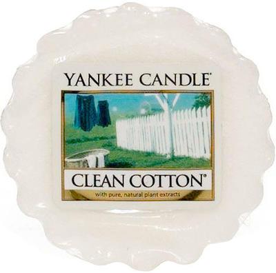 YANKEE CANDLE VONNÝ VOSK DO AROMA LAMPY CLEAN COTTON 22 G