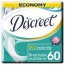 DISCREET DEO SLIP WATERLILY 60 KS