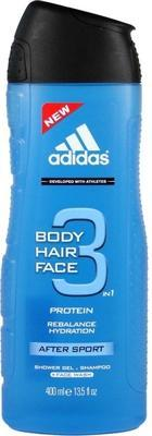 ADIDAS MEN SPRCHOVÝ GEL 3V1 AFTER SPORT 400 ML