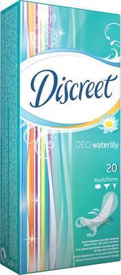 DISCREET MULTIFORM SLIP WATER LILY 20 KS
