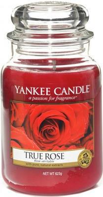 YANKEE CANDLE CLASSIC VELKÝ 623 G TRUE ROSES 1 KS