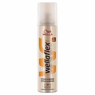 WELLAFLEX LAK NA VLASY STYLE & REPAIRE (3) 75 ML