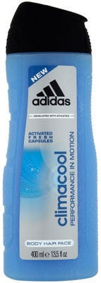ADIDAS MEN SPRCHOVÝ GEL 3V1 CLIMACOOL 400 ML
