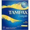 TAMPAX COMPAK TAMPONY REGULAR 8 KS