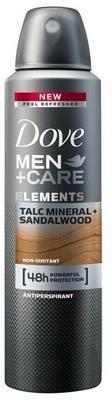 DOVE MEN+CARE ELEMENTS  MINERALS & SANDALWOOD DEOSPRAY 150 ML