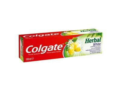 COLGATE ZUBNÍ PASTA HERBAL WHITE 100 ML