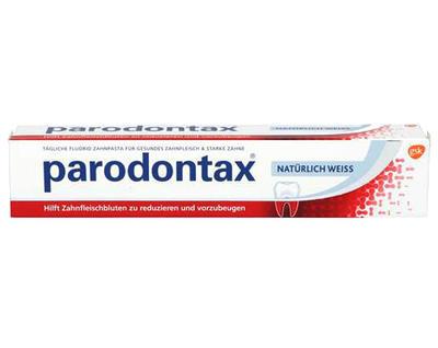 PARODONTAX ZUBNÍ PASTA WHITE 75 ML