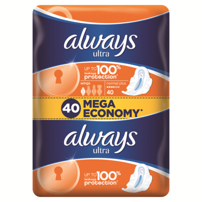 ALWAYS ULTRA NORMAL 40 KS
