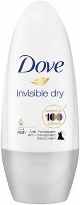 DOVE DEO ROLL ON INVIVIBLE DRY 50 ML