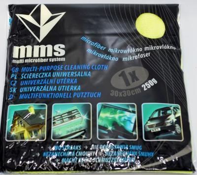 MIKROHADŘÍK MMS 30X30 CM UNIVERSAL ŽLUTÝ 250 G