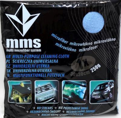 MIKROHADŘÍK MMS 30X30 CM UNIVERSAL MODRÝ 250 G