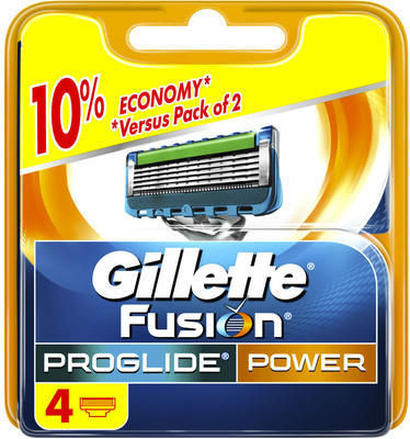 GILLETTE FUSION5 PROGLIDE POWER 4 KS - 1