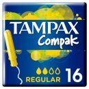 TAMPAX COMPAK TAMPONY REGULAR 16 KS - 1