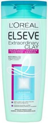 ELSEVE ŠAMPON NA VLASY EXTRAORDINARY CLAY 250 ML