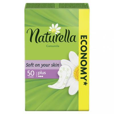 NATURELLA CAMOMILE  SLIP NORMAL PLUS 50 KS