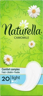 NATURELLA CAMOMILE SLIP LIGHT 20 KS