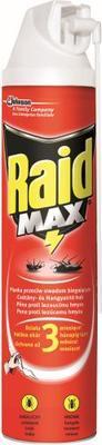 RAID  MAX PĚNA NA LEZOUCÍ HMYZ 400 ML