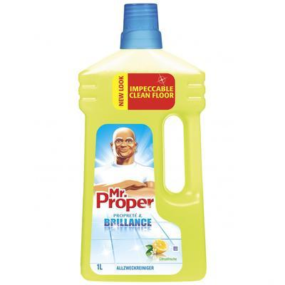 MR. PROPER CLEAN&SHINE LEMON 1 L