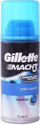 GILLETTE MACH3 COMPLETE DEFENCE GEL NA HOLENÍ EXTRA COMFORT 75 ML