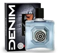 DENIM VODA PO HOLENÍ BLACK 100 ML