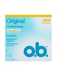 O.B. ORIGINAL NORMAL 8 KS