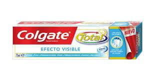 COLGATE ZUBNÍ PASTA TOTAL EFECTO VISIBLE 75 ML