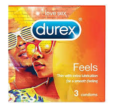 DUREX FEELS 3 KS